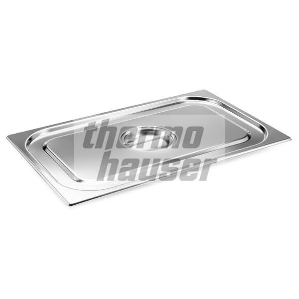 Lid for GN 1/1 containers, stainless steel