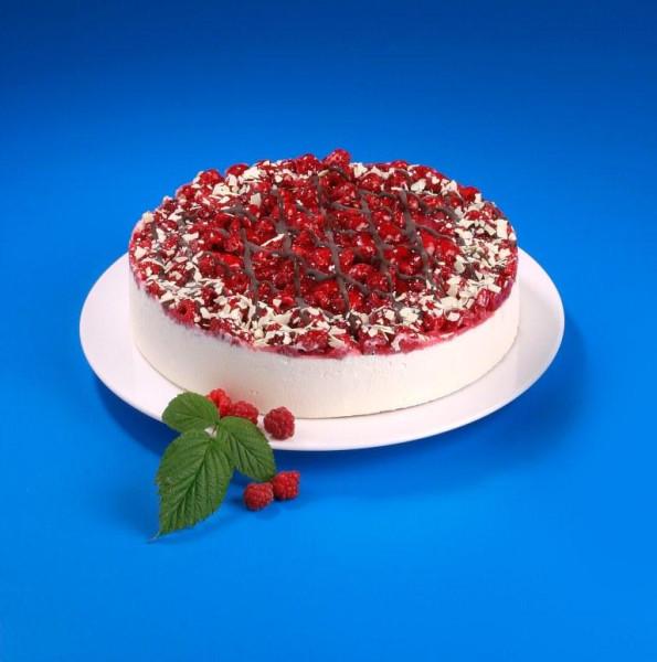 Tortenplatten Kunststoff, weiß