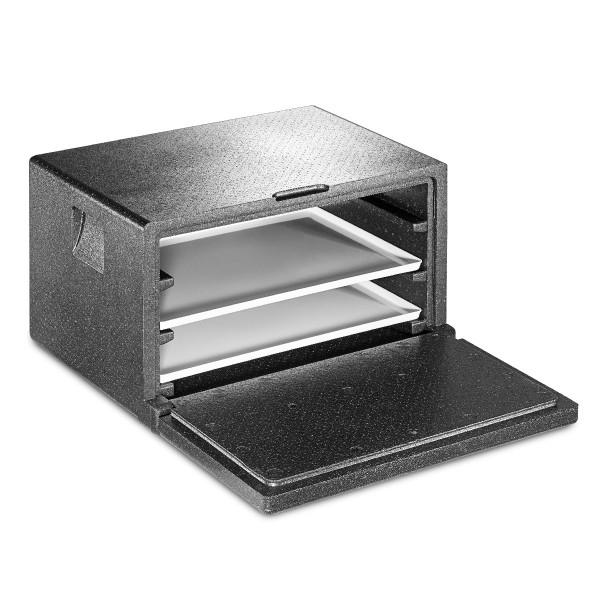 Thermobox COMBI UNIVERSAL (60 x 40 cm), Frontlader, EPP