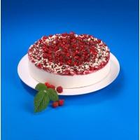 Plastic cake plates