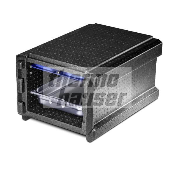 Thermobox Combi Mini GN 1/1, Frontlader, EPP
