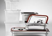 Stainless Steel Gastronorm Containers