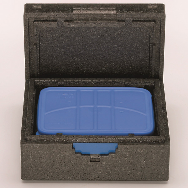 Dinner Champion insulation boxes for meal trays, EPP
