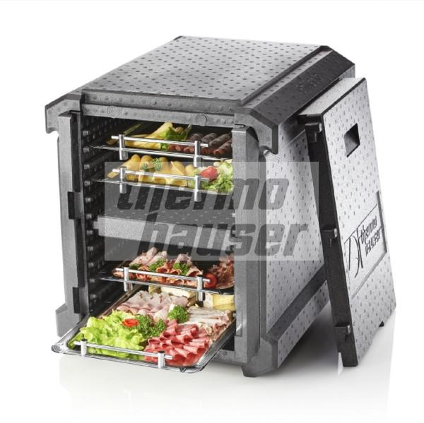Thermobox Combi Junior GN 1/1, Frontlader, EPP